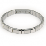 AURA 3 men's bracelet stainless steel two tone