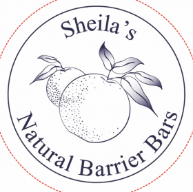 Sheila's Natural Products barrier bars