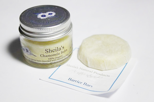 Crystal and Vanilla Sheila's Natural Products review