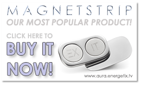 Energetix Magnet Strip Aura3 UK jewellery