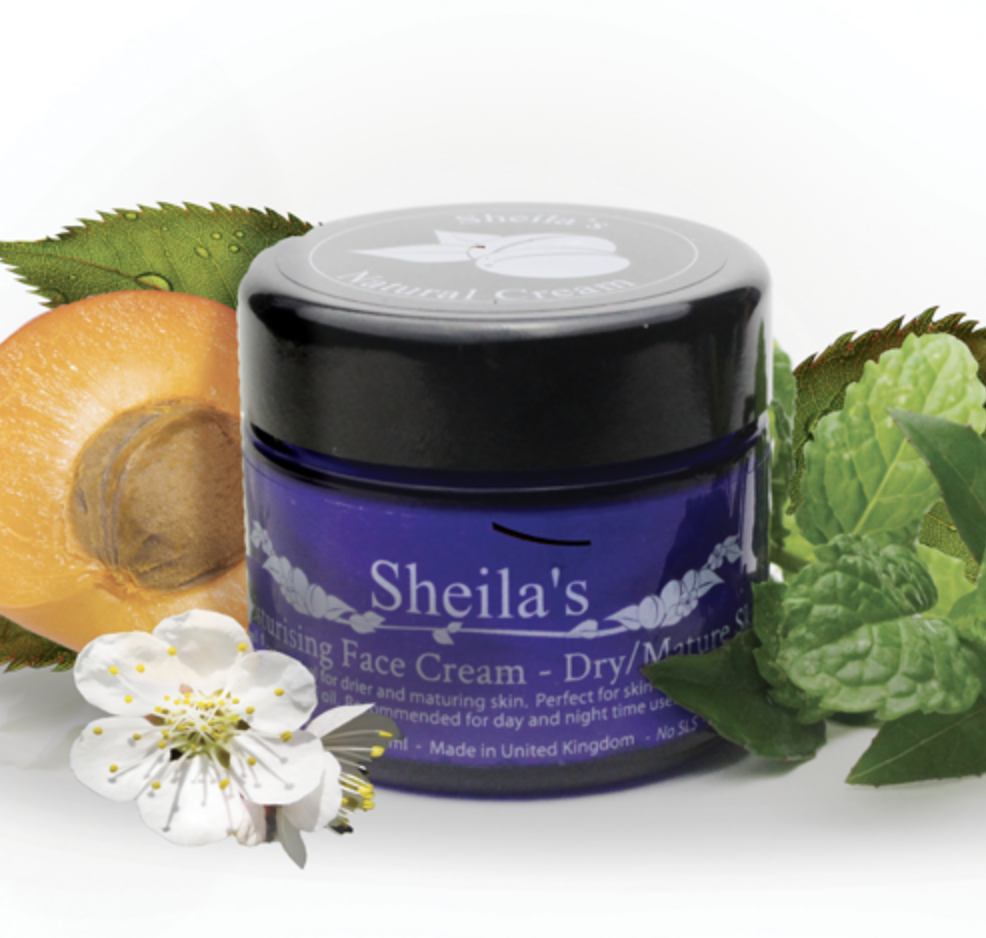 Fashion and Style Police Sheila's Natural Products review